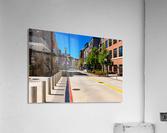 Truist Park   The Battery Atlanta GA 6769  Acrylic Print