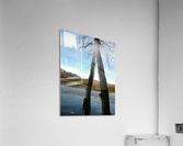 Love at the Lake  Acrylic Print