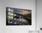 Dusk over the Brecon Beacons  Acrylic Print