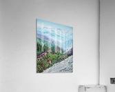 Mountains Of Sequoia   Acrylic Print