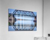 Vision double  Acrylic Print