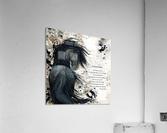DreamWalker Dream Horse   Acrylic Print