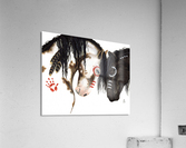 Majestic Spirit Horses  Acrylic Print