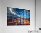 SUNRISE OVER DEAD HORSE CANYON-UTAH-6  Acrylic Print