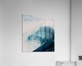 Collection WAVES-Current  Impression acrylique