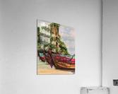 Collection THAILAND-Phi Phi island  Impression acrylique