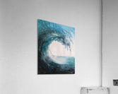 Collection WAVES-Swell  Impression acrylique