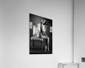 Naked_woman_young_nude_bodyscape  Acrylic Print