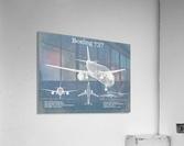 737  Acrylic Print