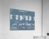 777  Acrylic Print