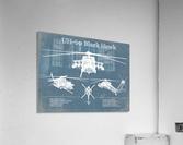 blackhawk  Acrylic Print