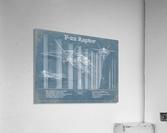 f 22  Acrylic Print