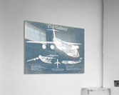 c 5  Acrylic Print
