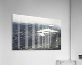 Lake stain  Acrylic Print