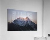 Awakening of the mountain  Acrylic Print