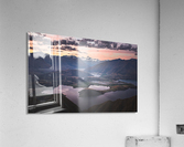 Tititea Mount Aspiring  Acrylic Print