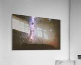 Spin of stars  Acrylic Print