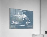 mig29a  Acrylic Print