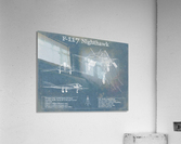 nighthawk  Acrylic Print