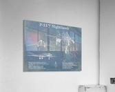 nighthawk_1601185188.2092  Acrylic Print