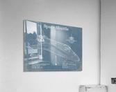 spaceshuttle  Acrylic Print