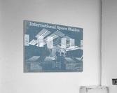 SpaceStation  Acrylic Print