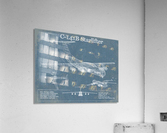 starlifter  Acrylic Print