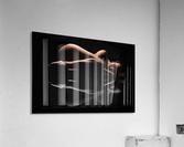 nude_woman_fine_art_laying_down_naked  Acrylic Print