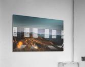 Moon takeover  Acrylic Print