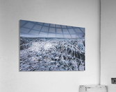Field of ice  Acrylic Print