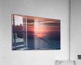 Sea lamp  Acrylic Print