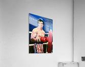 Rocky Sylvester Stallone  Acrylic Print