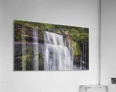 The waterfall Sgwd Clun Gwyn   Acrylic Print