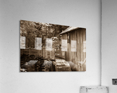 The John Cable Grist Mill  Acrylic Print