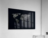 Dark Continent Ifren  Acrylic Print