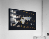 Dark Continent GoGo  Acrylic Print