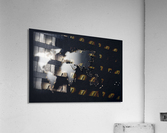 Dark Continent Fadana  Acrylic Print