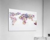 Light Continent Erina  Acrylic Print