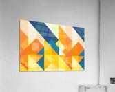 Geometric LI  Acrylic Print