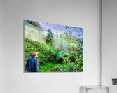 A Walk In The Countryside  Acrylic Print