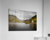 The Carreg Ddu reservoir  Acrylic Print