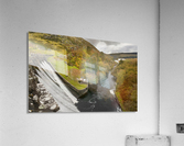 Craig Goch dam  Acrylic Print