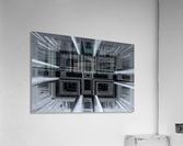 oben oder unten   Acrylic Print