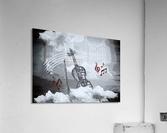 heavenly music  Acrylic Print