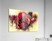 abstract rose  Acrylic Print
