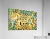 Marble XXXVIII  Acrylic Print