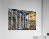 Yellowstone National Park Lower Falls  Acrylic Print