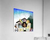 Kids room  Acrylic Print