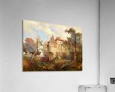 Burg Wohldenberg bei Hildesheim  Acrylic Print