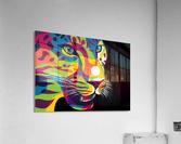 The Jaguar Gaze  Acrylic Print